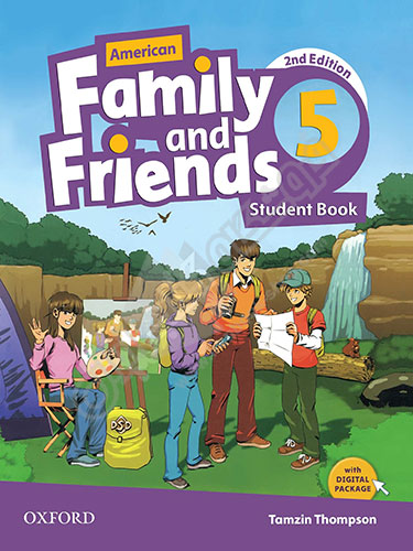 پکیج Family and firnds 5