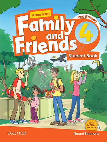 پکیج Family and friends 4