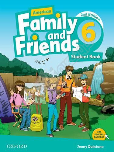 پکیج Family and friends 6