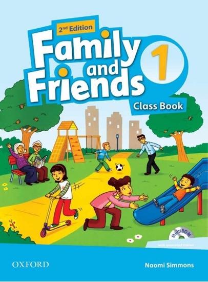پکیج Family and friends 1