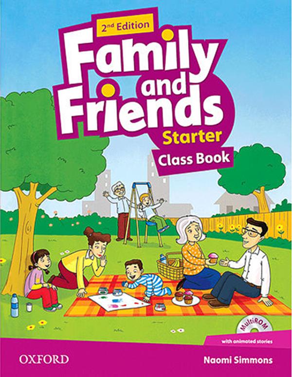 پکیج Family and firnds starter